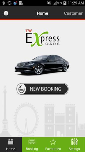 TW Express Cars