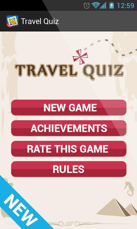 Travel Quiz Guess- screenshot