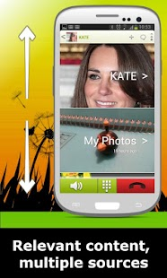 TalkSide Full Screen Caller ID - screenshot thumbnail