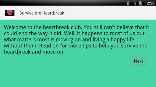 Survive the Heartbreak