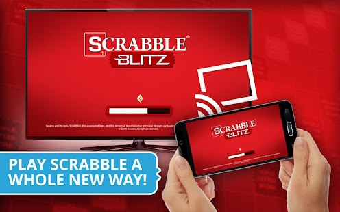 SCRABBLE Blitz for Chromecast- screenshot thumbnail