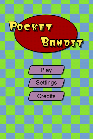 Pocket Bandit Slot Machine- screenshot