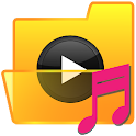 Folder Music Player (MP3) icon