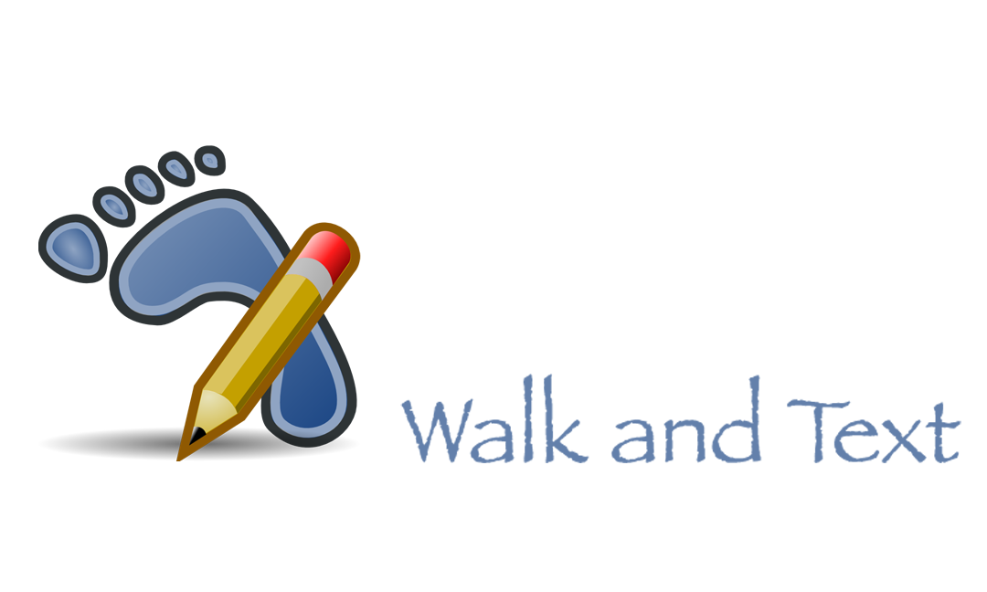Walk N Text ( Type n Walk ) - screenshot