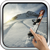 Snowboard HD Live Wallpaper