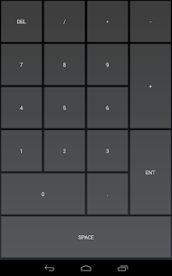 Numpad Wireless- screenshot thumbnail
