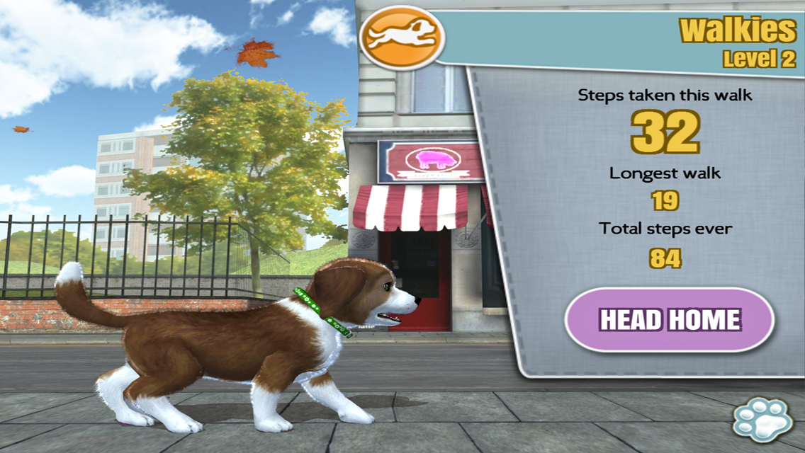PS Vita Pets: Puppy Parlour - screenshot