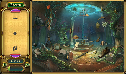 Hidden Objects Mystery Places