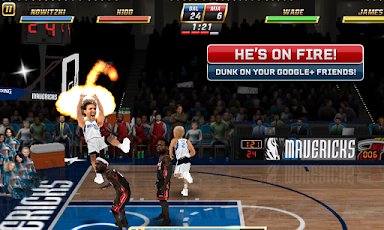NBA JAM by EA SPORTS™ Screenshot 4