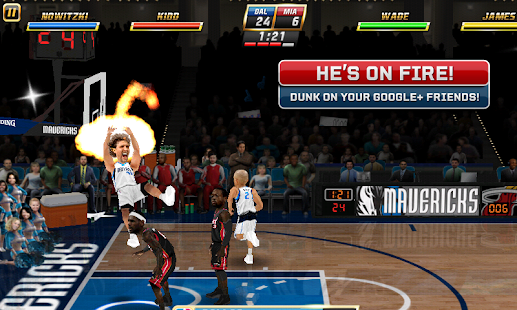 NBA JAM by EA SPORTS™ - screenshot thumbnail