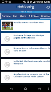 Info Madeira - screenshot thumbnail