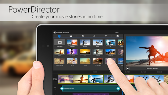 PowerDirector Video Editor App Screenshot 33