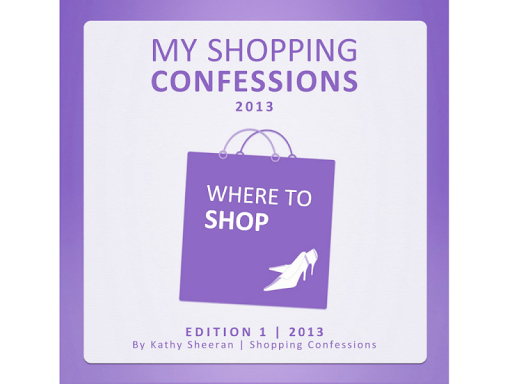 My Shopping Confessions