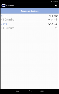 Horários RMTC - screenshot thumbnail