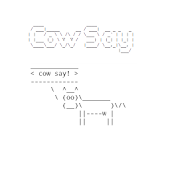 Cow Say