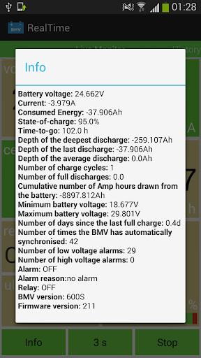 玩免費生產應用APP|下載Victron BMV Monitor app不用錢|硬是要APP