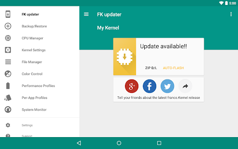 franco.Kernel updater v11.5BETA build 351