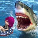 Beach Party Shark Attack logo