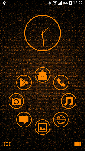 SL Orange Theme