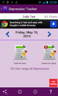 Depression Tracker & Diary- screenshot thumbnail