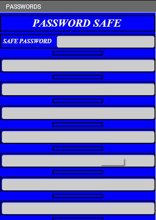 【免費個人化App】PASSWORD SAFE-APP點子