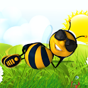 Buzz Buzz The Bee logo