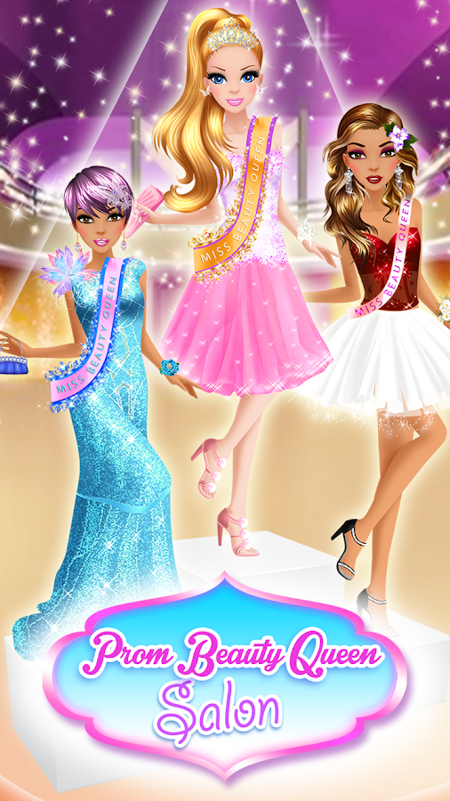 prom beauty queen salon android apps on google play