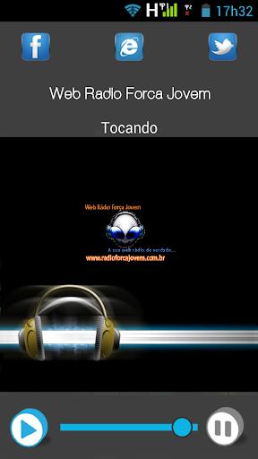 Web Rádio Força Jovem