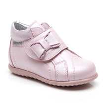 Step2wo Stint - Velcro Bow Bootie SHOES