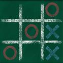 Chalk TicTacToe logo