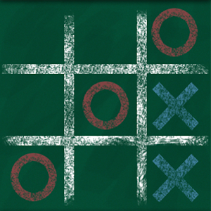 Chalk TicTacToe for PC and MAC