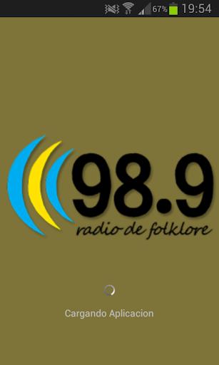 98.9 Radio de Folklore