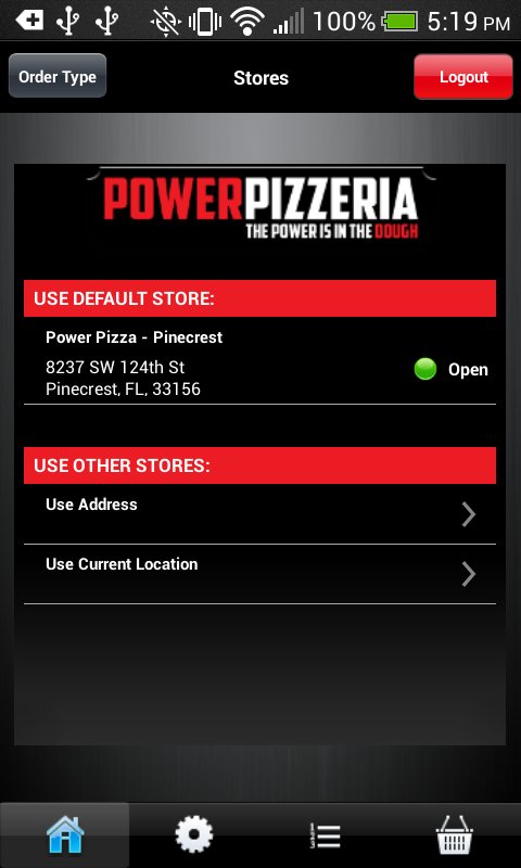 Power Pizzeria- screenshot
