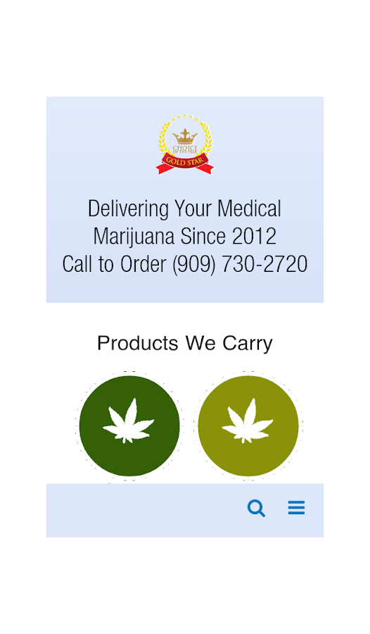 Gold Star Medical Marijuana- screenshot