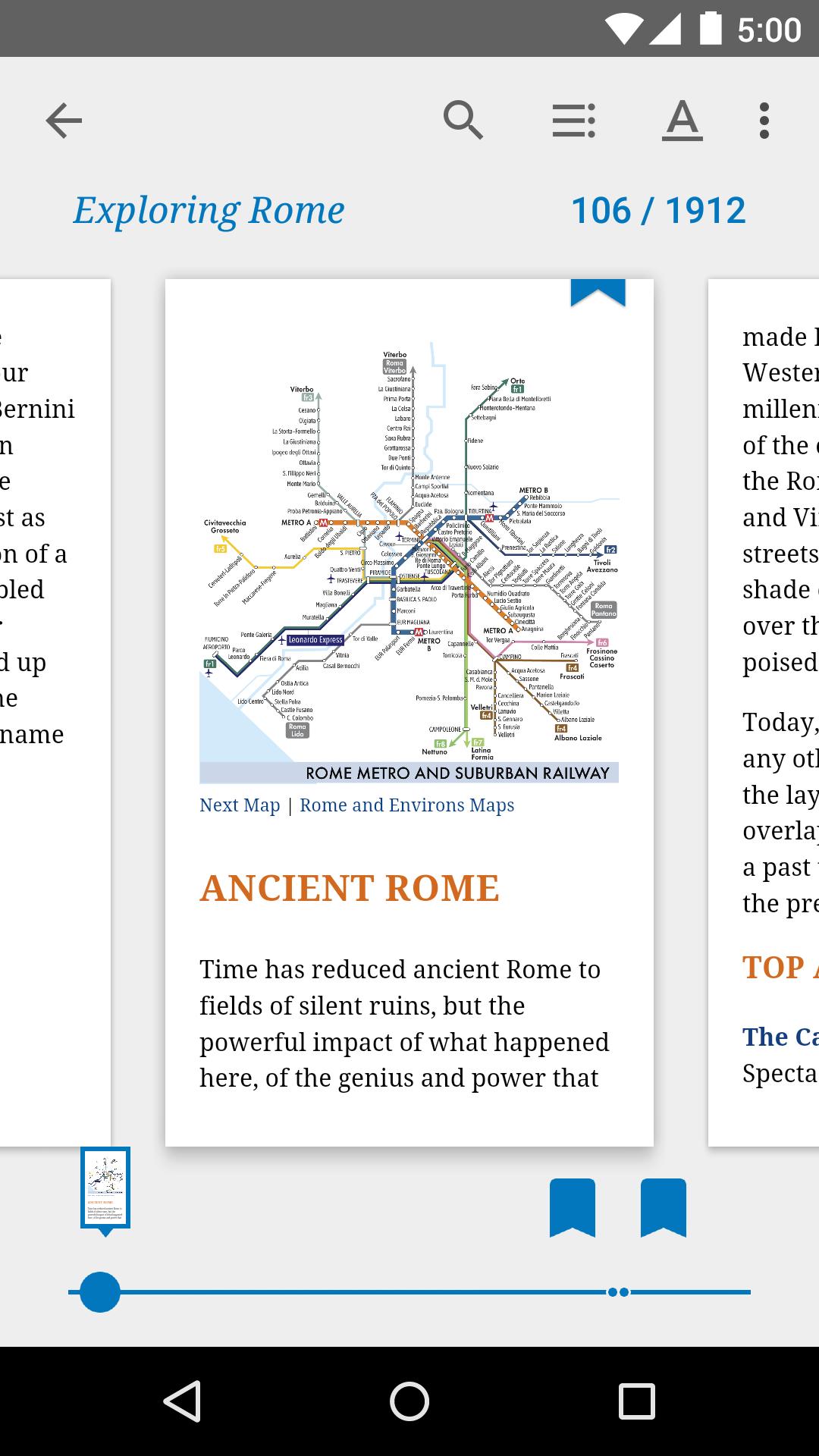 Google Play Books screenshot #4