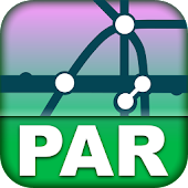Paris Transport Map - Free