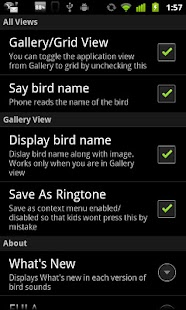 Bird Sounds & Ringtones - screenshot thumbnail