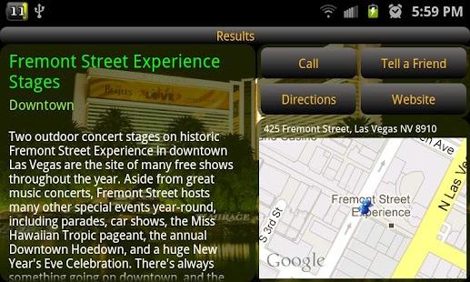 Guide to Vegas!