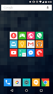 Minimal UI - Icon Pack v5.5