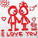 Valentine Countdown LW logo