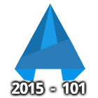 kApp - Civil 3D 2015 101 icon