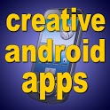 Creative Android Apps icon