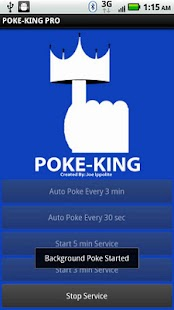 Poke-King Pro for Facebook- screenshot thumbnail