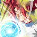 SSJ4 Gogeta Live Wallpaper icon