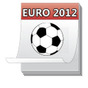 EURO 2012 Match Schedule icon