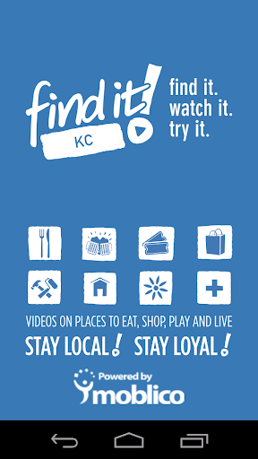 FINDit - Video Loyalty