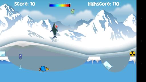Traveller Penguin