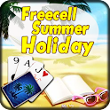 Freecell Summer Holiday icon