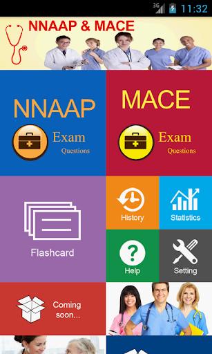 NNAAP and MACE