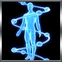 Humanoid Alien Hologram icon